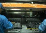 Máquina de capa ULTRAVIOLETA automática de llavero de 2-Axis Reciprocator