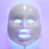 희게하기를 위한 LED 가면 아름다움 기계 LED 피부 회춘 가면