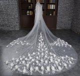 يتزوّج يحجب 3 عدّاد 1 طبقة تول/شريط مع زهرة