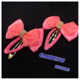 Clips de color mini Bowknot