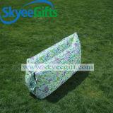 휴대용 게으른 의자 옥외 침대 공기 소파