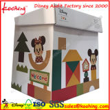 Изготовленный на заказ напечатанная цветом коробка игрушки пакуя Corrugated с окном