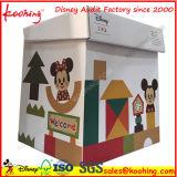 La coutume a estampé les cadres ridés parétalage de papier de jouet d'emballage estampés par couleur