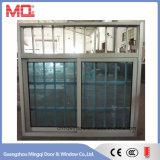 Ventana del aluminio de la alta calidad/de aluminio de desplazamiento en China