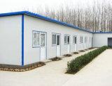 Camera chiara moderna della costruzione prefabbricata del blocco per grafici d'acciaio di consegna veloce
