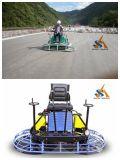 Fahrt auf Trowel-Maschine, konkrete Fahrt auf EnergieTrowel, vibrierenden konkreten Trowel