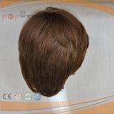 Parrucca sintetica di Short della fibra dei capelli delle trame fatte a macchina di qualità superiore complete