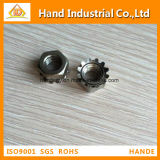 Pente de prix concurrentiel d'acier inoxydable noix de la taille K de 316 pouces