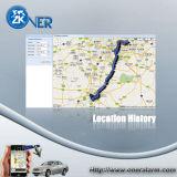 GPS que sigue el software, sistema de seguimiento de la gerencia de la flota