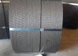Il PC incaglia (filo del PC) il diametro: 9.53mm; 11.11mm; 12.7mm; 15.24mm; 17.8mm; 21.6mm