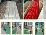 Farbiges überzogenes galvanisiertes Wellblech-Dach-Platten-Metalldach-Blatt