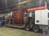 Скид-Установленный компактный генератор азота для сторновки рециркулируя проект