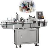 Máquina de etiquetado semi automática para la botella plana/redonda