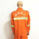 Огнезащитный противостатический хлопок одевает равномерный Workwear