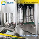 Máquina de rellenar de la presión equilibrada del agua del gas de botella del animal doméstico