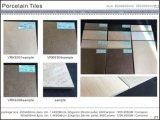 Azulejo rústico de la nueva porcelana del diseño, azulejo esmaltado para el suelo (VRK6046)
