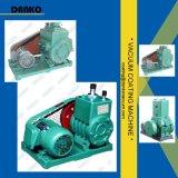Pompe de palette rotatoire diesel de machine de métallisation sous vide