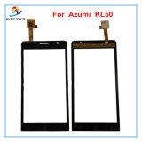 Azumi Kl50 A50c A50t 전시 유리제 렌즈 수치기를 위한 이동 전화 LCD 접촉 스크린