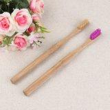 Toothbrush puro de Bambooth da natureza de 100%