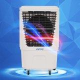 China-Miniklimaanlagen-Wüsten-Luftkühlung-Ventilator-bewegliche Verdampfungsluft-Kühlvorrichtung mit Wasser