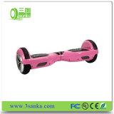 情報処理機能をもったスマートな2つの車輪の電気計量器Hoverboard