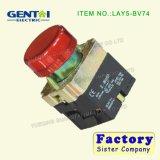 Interruttore di pulsante convesso industriale più poco costoso sveglio di ritorno della molla del tasto Lay5-Ep31