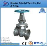 Estoque europeu da válvula de porta do aço de molde, Ce, API, ISO, Dn40