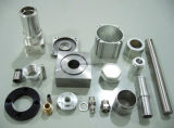 알루미늄 정밀도 CNC 기계로 가공 부속