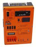Gerador solar e carregador para uso externo
