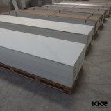 Surface solide acrylique de pierre artificielle pure de résine