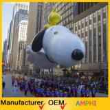 Riesiges Helium aufblasbarer bekanntmachender Belüftung-Ballon im Freien