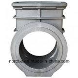 Bastidor del hierro gris