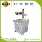 Láser de fibra óptica de marcado láser de fibra de escritorio Marcador Máquina