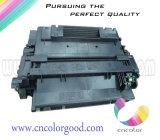 Cartucho de tonalizador original 55A para a impressora LaserJet P3015 do cavalo-força, P3015D, P3015dn