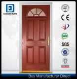 HandCraft Premium Fiberglass Entrance Insulated Haustür mit 2 Full Sidelites