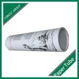 Tubo de papel de estilo novo para embalagem de presente