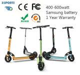 1 un scooter électrique de roue
