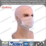 Masque protecteur chirurgical non tissé remplaçable d'Earloop de l'hôpital 1ply