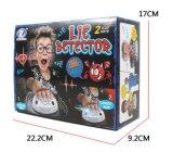 Micro- Polygraph van de Elektrische schok Waarheid van de Leugenaar van de Test durft de Stuitende of de Netelige Elektrische Leugendetector van het Stuk speelgoed van het Spel
