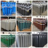 Industrieller Ausschnitt-Gas-Gebrauch 50 Liter-Sauerstoffbehälter