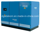 Compresor refrescado aire rotatorio lubrificado por aceite del tornillo del Lp (KE132L-5)