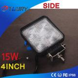 LED 15W Luz de trabalho para carro