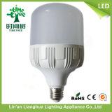 20W 30W 40W 50W luz de lâmpada de alumínio fundido