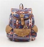 Mixed Color retro compuesto bolsas de lavado de tela / bolsos de hombro cordón