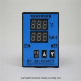 디지털 표시 장치 온도와 습도 관제사