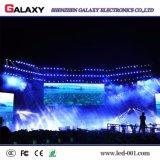 쇼, 단계, 회의를 위한 단단한 알루미늄 내각 풀 컬러 실내 P3/P4/P5/P6 임대료 LED 단말 표시 또는 스크린 또는 위원회 또는 벽 또는 표시