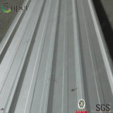 Feuille en acier de toiture de couleur en métal