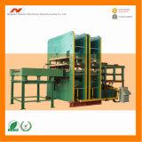 Prensa de vulcanización de la placa del control automático del PLC