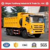 Carro de vaciado de la explotación minera de la carga 6X4 del uno mismo de China Sitom 30 toneladas para la venta