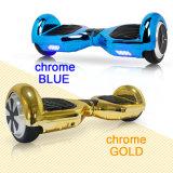 2車輪の自己のバランスをとるスクーター6.5inchのスマートなボードのHoverboardの電気スクーターの電気スケートボードの自転車